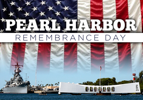 PearlHarbor Remembrance Day